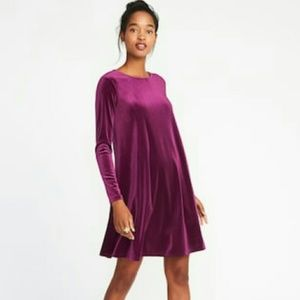 NWT Velvet Swing Dress
